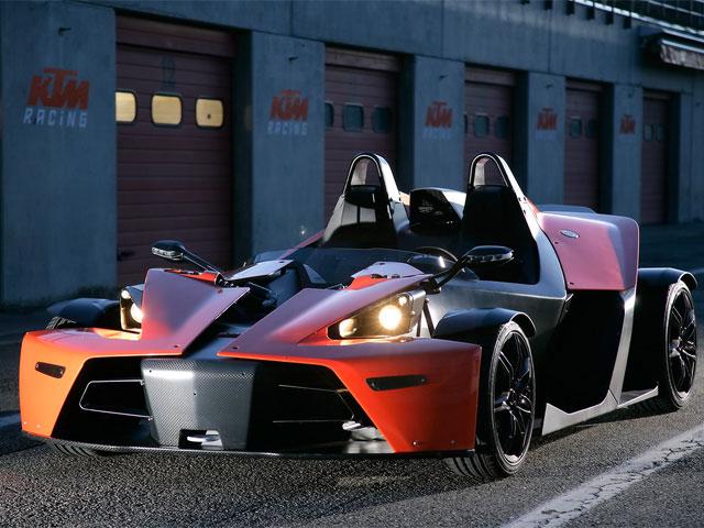 ¿Quieres probar el KTM X-Bow?