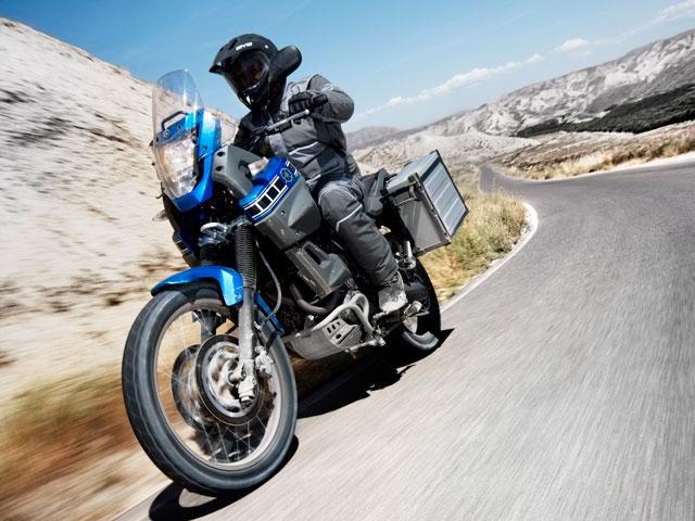 Yamaha XT660Z Tenere: aventura en Marruecos