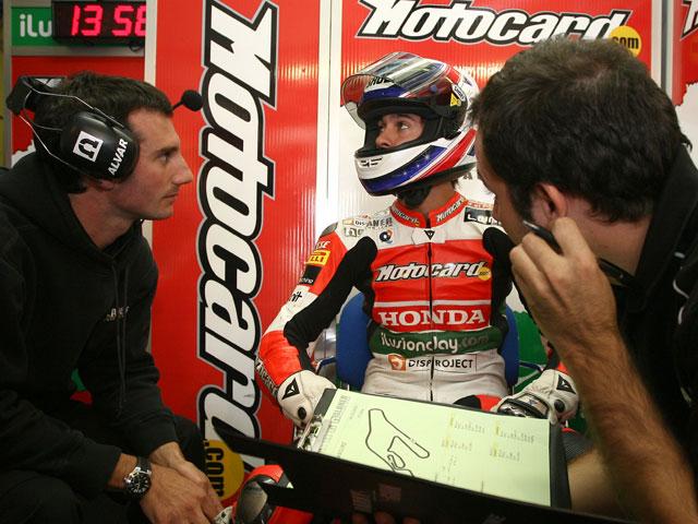 Checa sigue en Honda Ten Kate, Nieto y Lascorz a punto de firmar