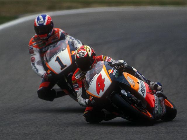 Alex Crivillé rodará con su Honda NSR500 en Motegi
