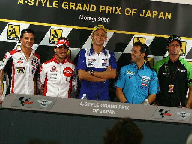 """Rossi (Yamaha): """"Intentaré estar como en cualquier otra carrera"""""""