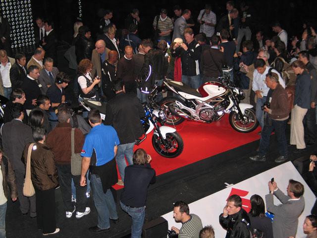 Imagen de Galeria de Novedades Suzuki 2009