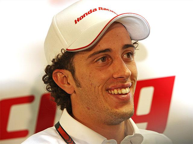 Imagen de Galeria de Dovizioso firma con el Repsol Honda Team