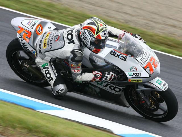 Yuki Takahashi dará el salto a MotoGP con el Scot Racing