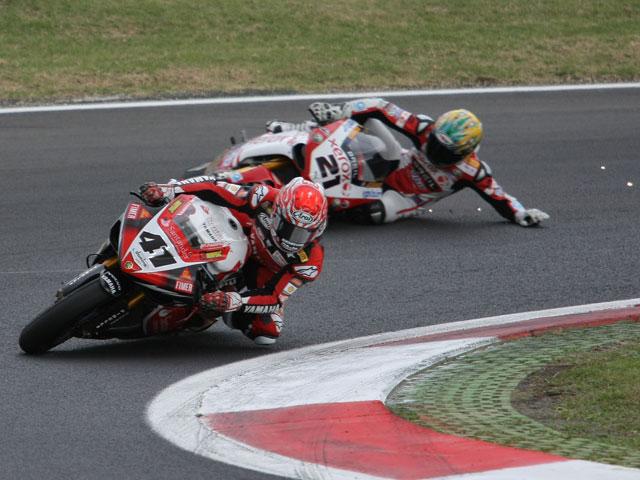 Imagen de Galeria de Troy Bayliss (Ducati) no puede fallar en Magny Cours