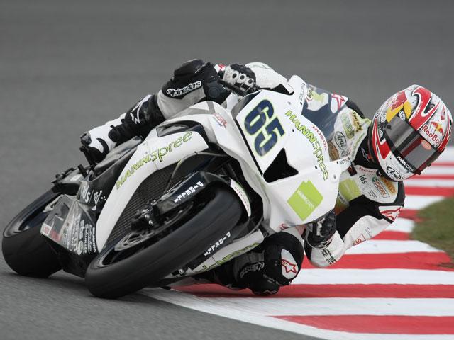 Parkes (Yamaha) logra la pole de Supersport en Magny Cours