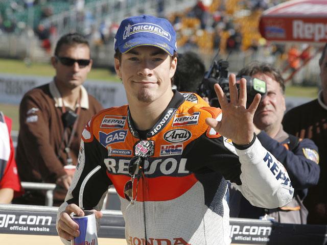 """C. Stoner (Ducati): """"Me gustaría divertirme y hacer disfrutar a mis seguidores"""""""