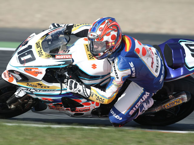 Troy Bayliss (Ducati) campeón del Mundo de Superbikes