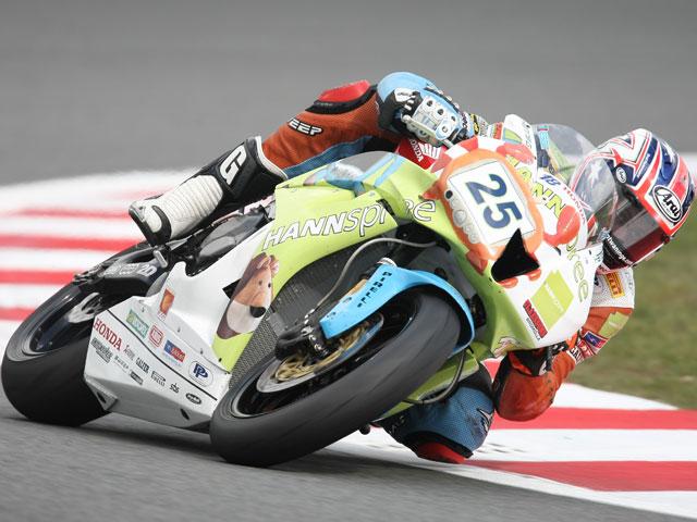 Andrew Pitt (Honda), Campeón del Mundo de Supersport