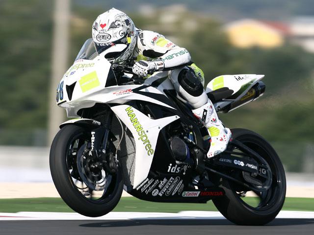 Imagen de Galeria de Andrew Pitt (Honda), Campeón del Mundo de Supersport