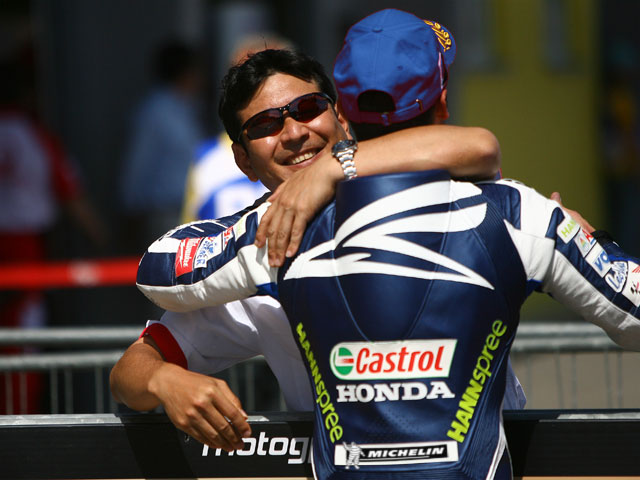 Michelin se retira de MotoGP