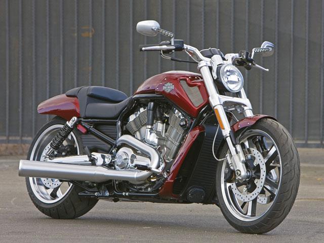 Novedades 2009: Harley-Davidson V-Rod Muscle