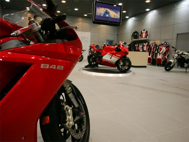 Nuevo Ducati Store en Madrid