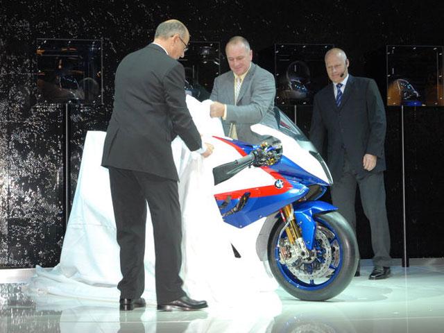 BMW R 1000 SS, la superbike alemana