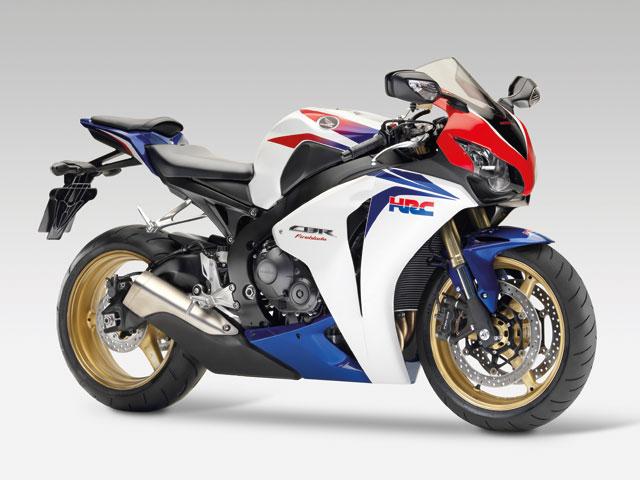 Imagen de Galeria de Novedades 2009: Honda CBR 1000 RR C-ABS