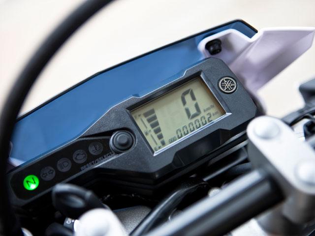 Novedades 2009: Yamaha WR 125 R/X