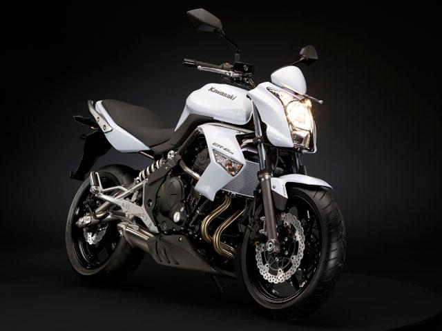 Novedades 2009: Kawasaki ER-6n/f