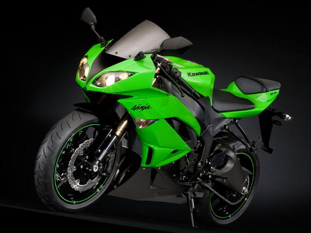 Novedades 2009: Kawasaki ZX-6R