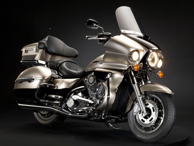Novedades 2009: Kawasaki VN 1700