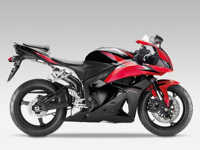 Novedades 2009: Honda CBR 600 RR