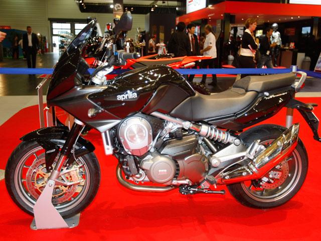 Imagen de Galeria de Novedades 2009: Aprilia Shiver 750 GT/Mana 850 GT