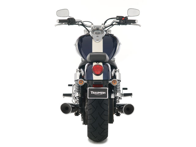 Novedades 2009: Triumph Thunderbind 1600