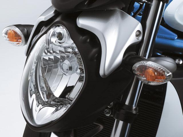Novedades 2009: Suzuki SFV 650 Gladius