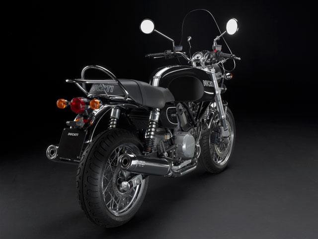 Imagen de Galeria de Novedades 2009: Ducati GT 1000 Touring