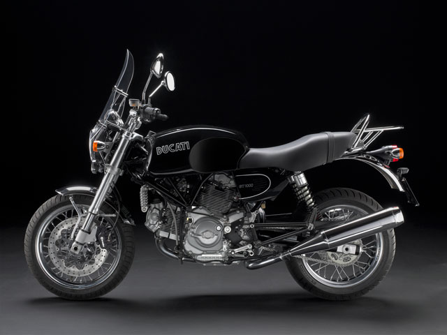 Novedades 2009: Ducati GT 1000 Touring