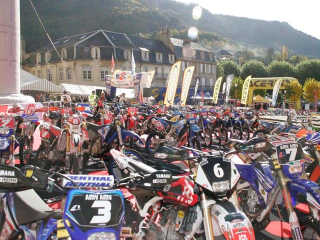 Imagen de Galeria de Mika Ahola (Honda), campeón del mundo de Enduro 1 2008