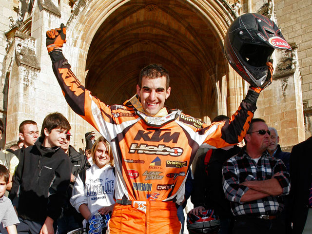 Aubert (Yamaha) y Aro (KTM) también Campeones del Mundo