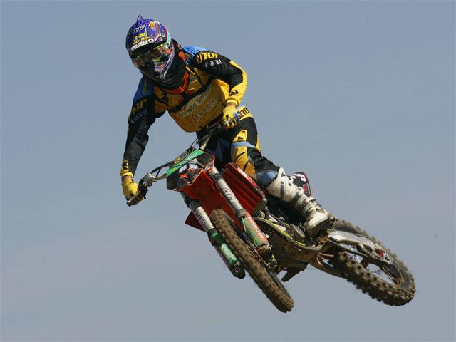 Imagen de Galeria de Millán (KTM), Campeón de España de MX2