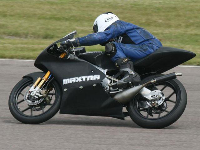 Michael Ranseder será el piloto del Maxtra Racing Team