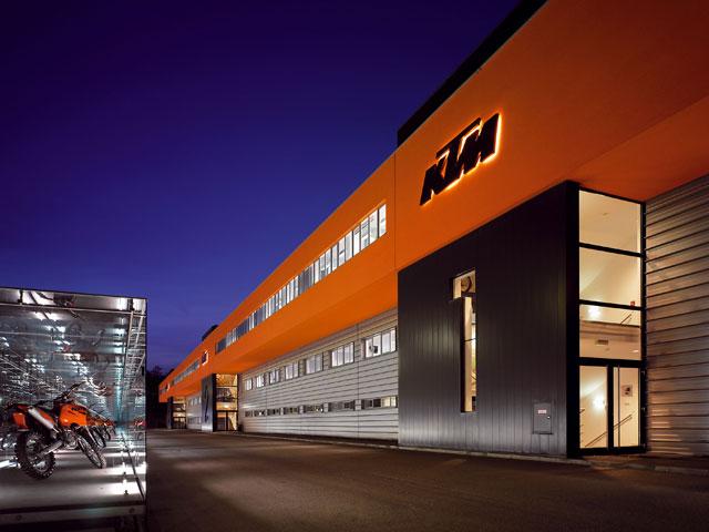 KTM España distribuirá y venderá motos Husaberg