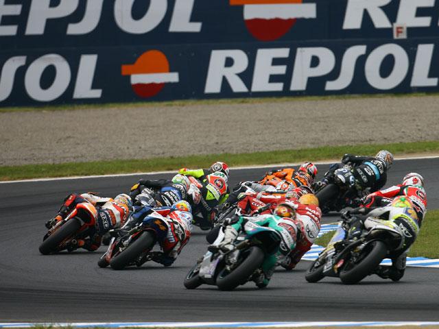 Solo habrá 18 motos de 250 cc en 2009