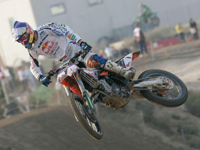 Título histórico de Jonathan Barragán (KTM)