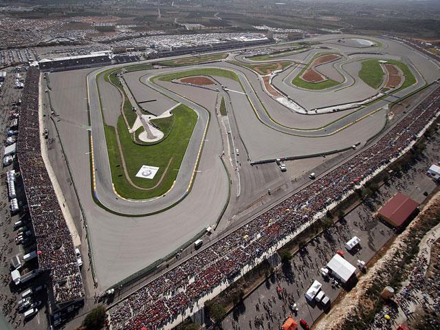 Imagen de Galeria de Dani Pedrosa (Honda) y el Circuito Ricardo Tormo, curva a curva