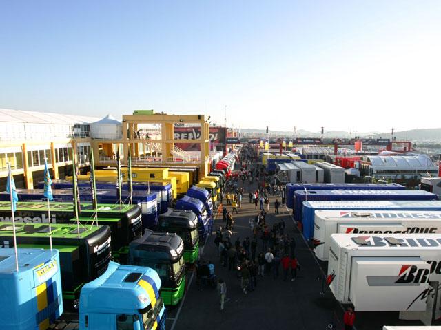 El Día de los Campeones del GP de la Comunidad Valenciana