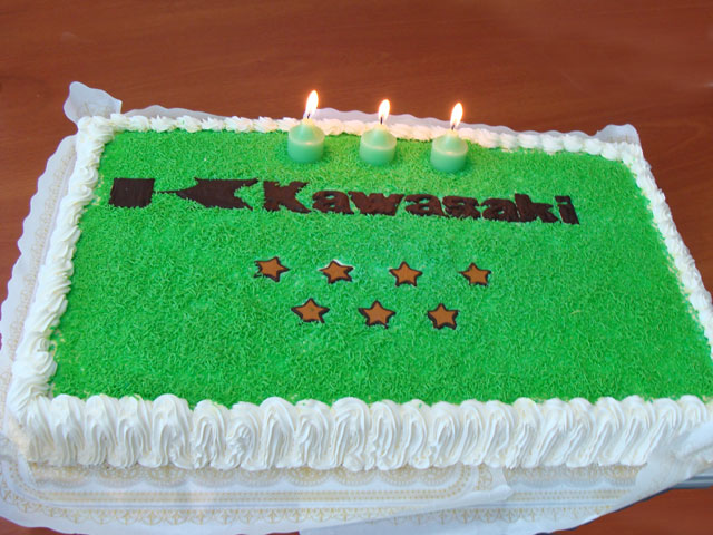 Convención Kawasaki Madrid