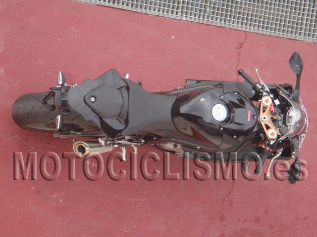 ¡La versión de calle de la BMW R 1000 SS rueda en Albacete!