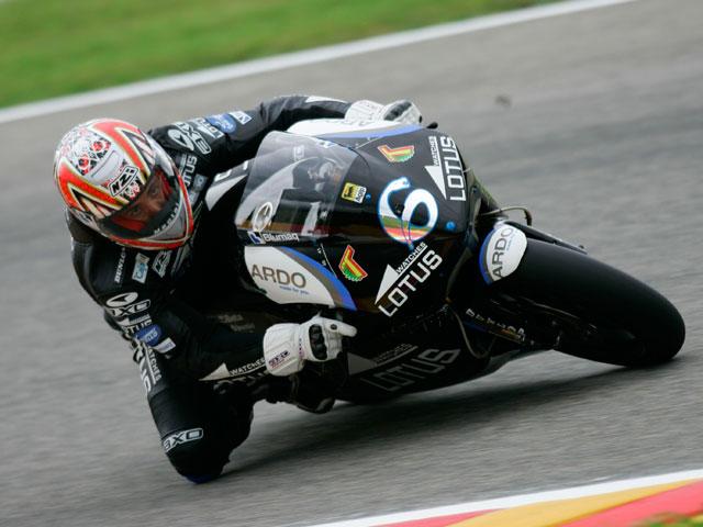 Imagen de Galeria de Alex Debón se impone en los cronometrados del Gran Premio de Valencia