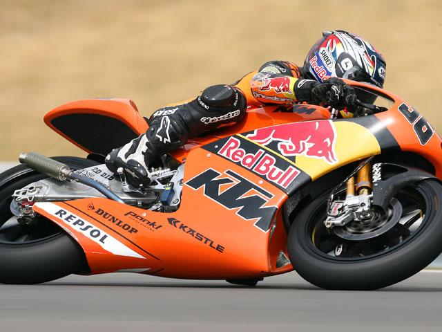 Alex Debón se impone en los cronometrados del Gran Premio de Valencia