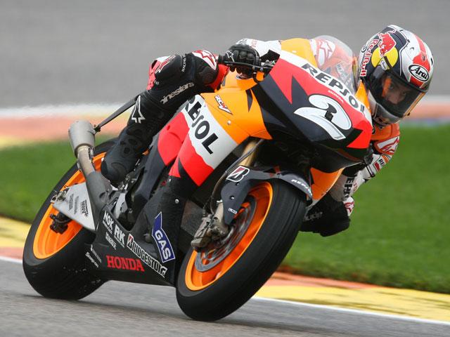 Novena pole de la temporada para Casey Stoner (Ducati)