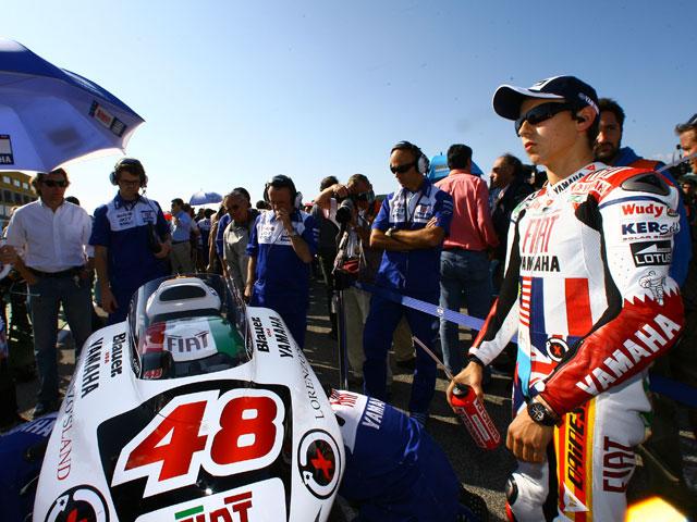"""Pedrosa (Honda): """"He presionado a Casey tanto como he podido"""""""