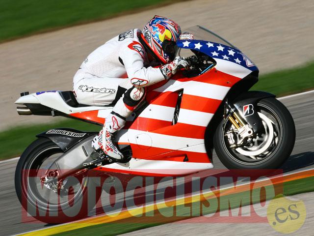 MotoGP 2009. Empieza la temporada Bridgestone