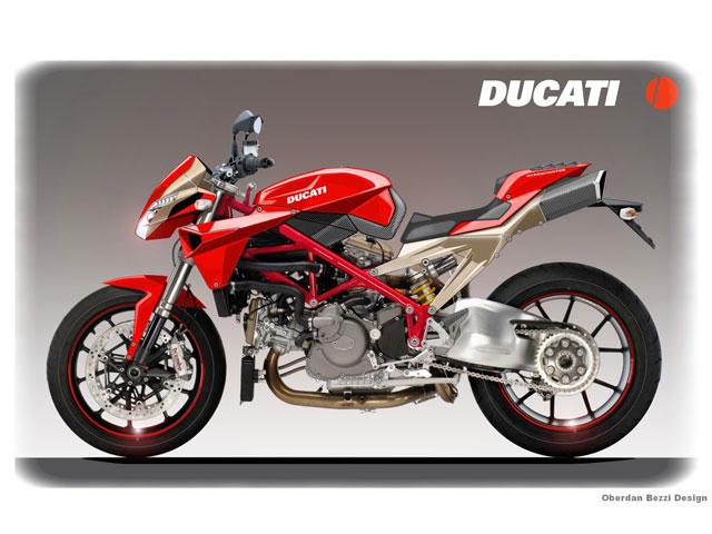 La Ducati 1098 Streetfighter se presentará el lunes en Milán