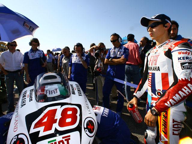 Dani Amatriain deja el Mundial de Motociclismo