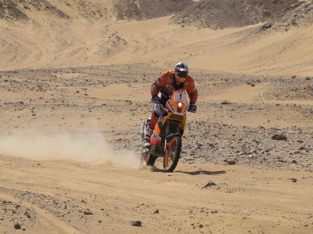 Imagen de Galeria de Marc Coma gana la última etapa del UAE Desert Challenge