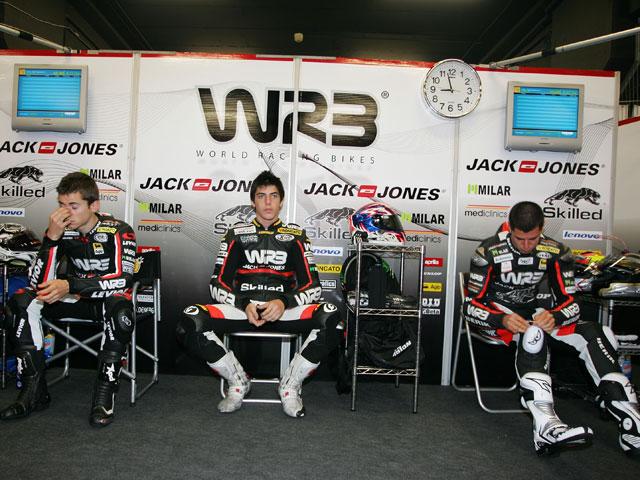 Héctor Barberá correrá con Sito Pons en 2009