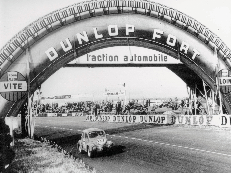 Imagen de Galeria de Dunlop, 120 años de competición